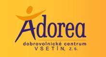 Logo - Adorea – dobrovolnické centrum, Vsetín, z. s.